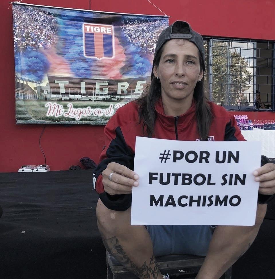"""Claudia Lorena González: """"Jugar para Tigre fue un honor, es una adrenalina"""""""