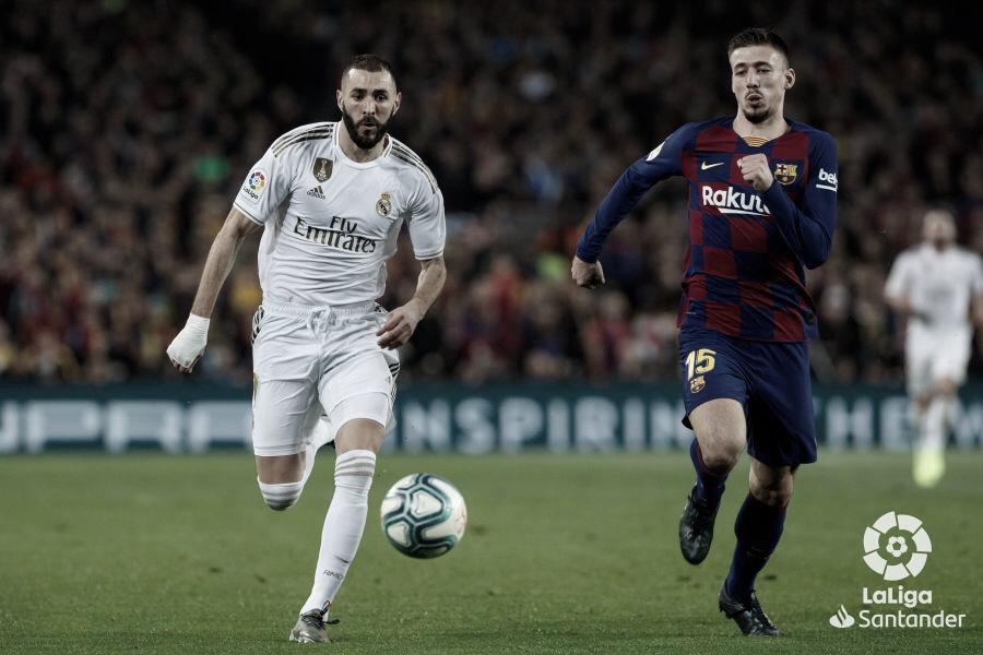 El Real Madrid perdona la vida al Barça