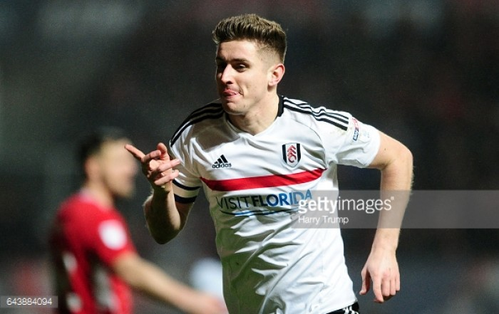 Fulham's Tom Cairney signs one-year contract extension