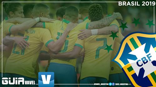 Guía Copa América VAVEL: Brasil, el local quiere gritar campeón en casa