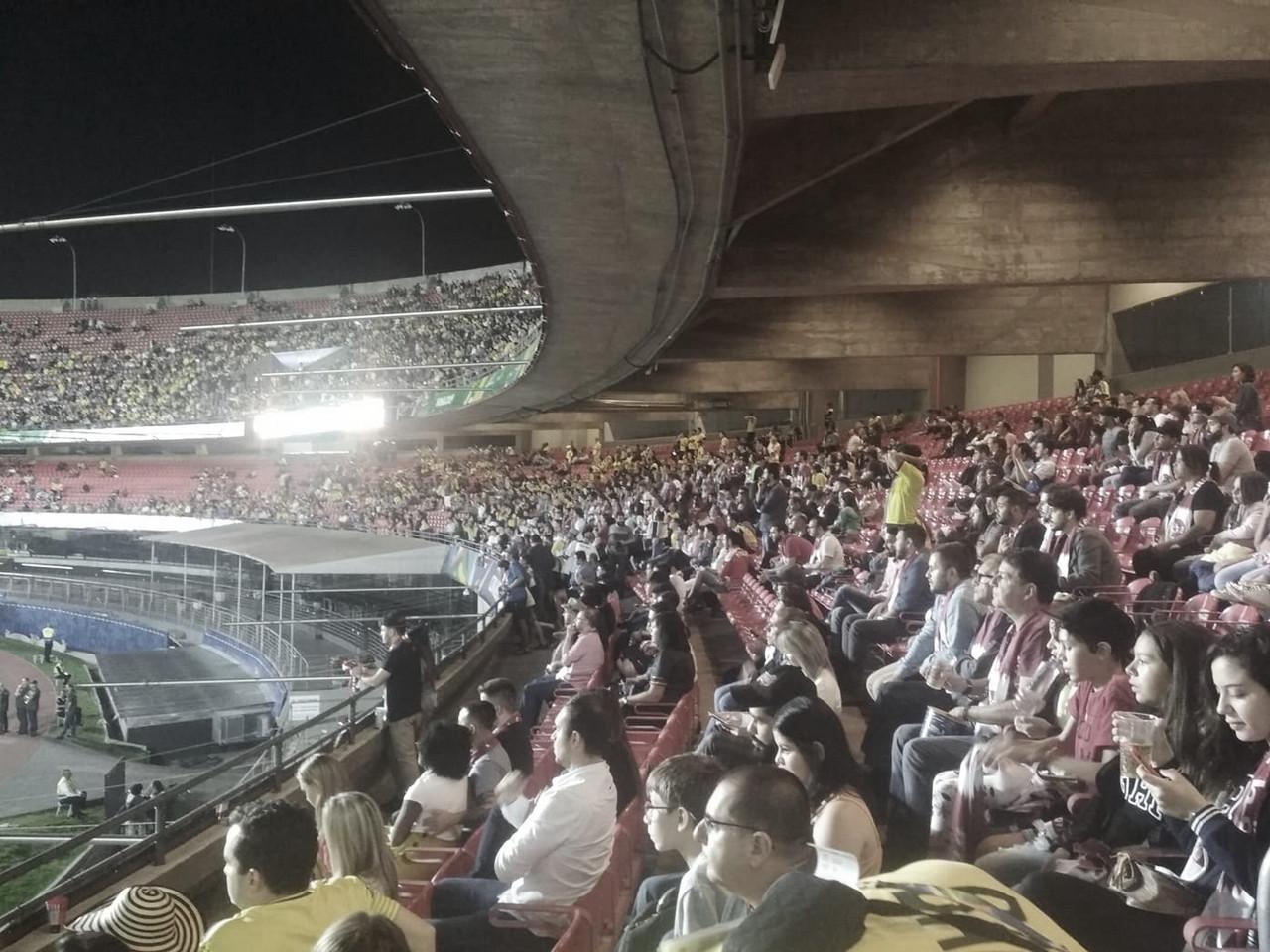Convidado na Copa América, Catar é adotado pela torcida brasileira