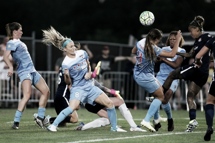 Sky Blue FC fall to Chicago Red Stars 3-1