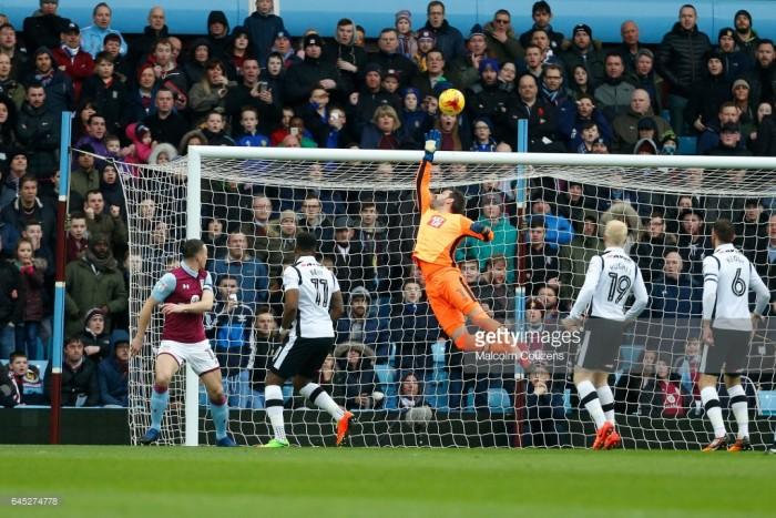 "Derby goalkeeper Scott Carson hoping for ""good start"" in Championship curtain-raiser"