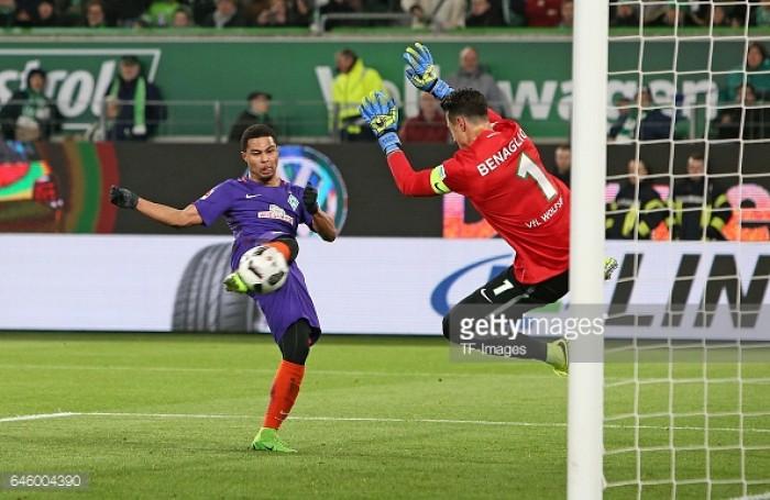 Bayern Munich beat Hoffenheim to Serge Gnabry signing