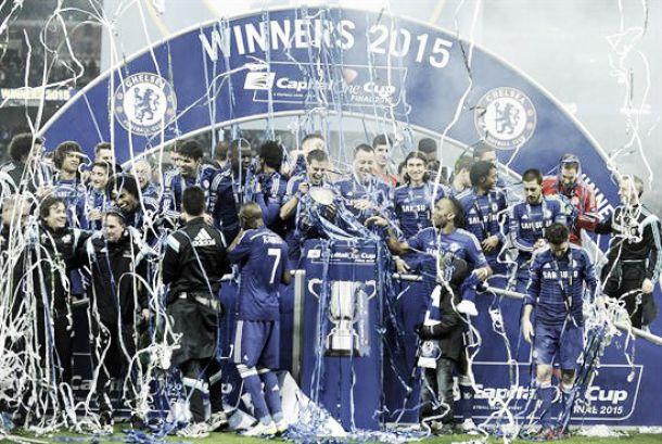 El Chelsea de Cuadrado se proclamó campeón de la Premier League