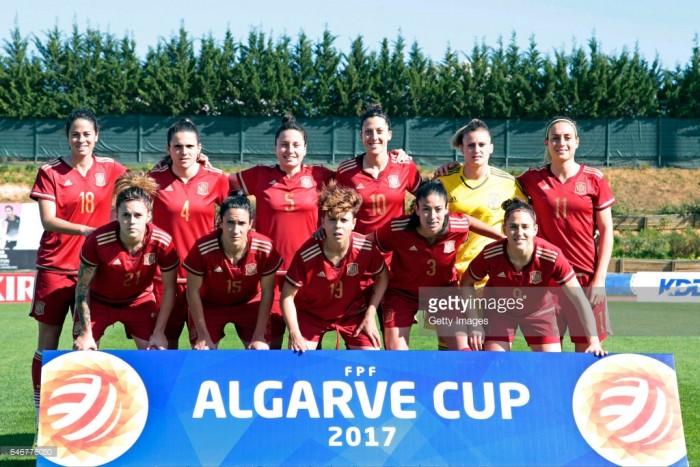 Spain announce 23 Women squad for Euros