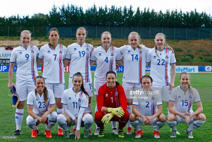 Iceland release squad news for Euro 2017