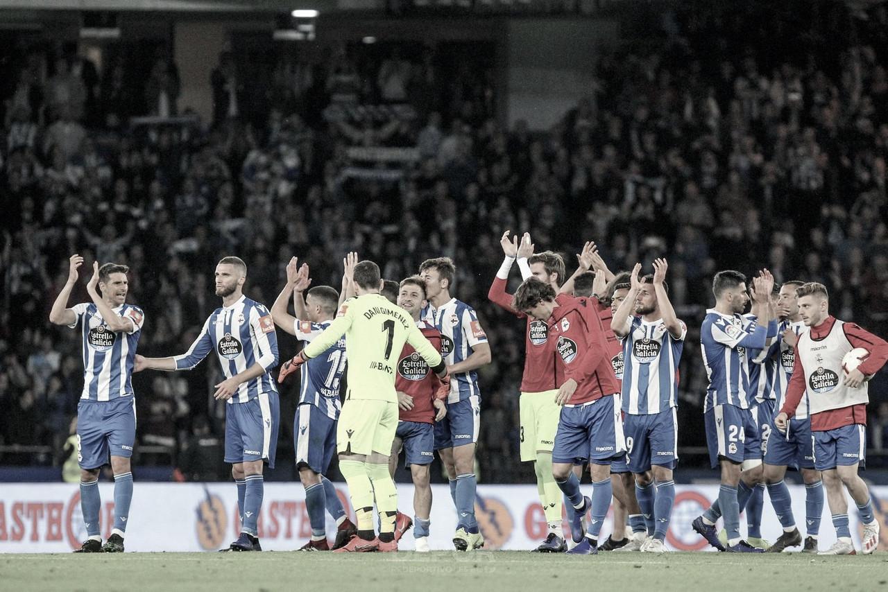 Previa Mallorca - Deportivo de La Coruña: a 90 minutos de Primera