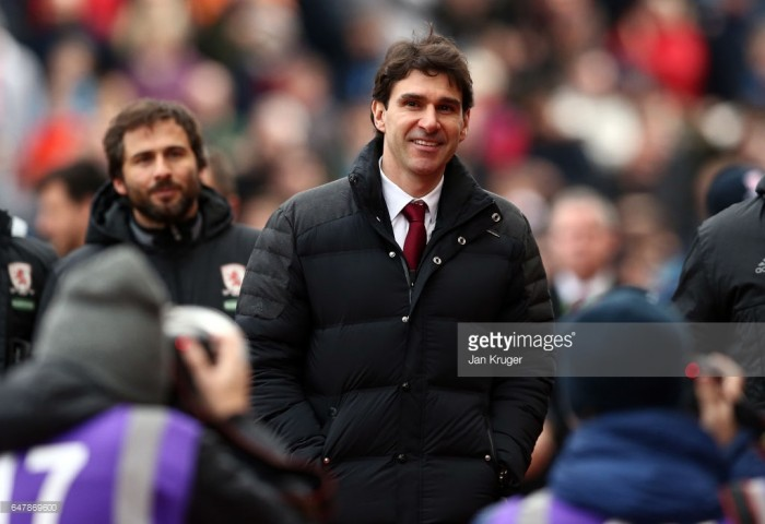 Nottingham Forest appoint Aitor Karanka as new manager