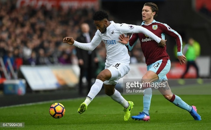Burnley vs Swansea City Preview: High-flying Clarets look to break into top six