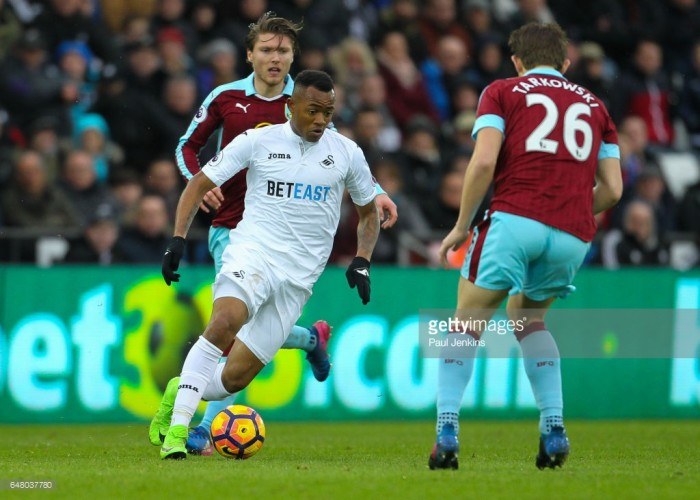 Pre-match analysis: Burnley defence looks too strong for limited Swansea attack