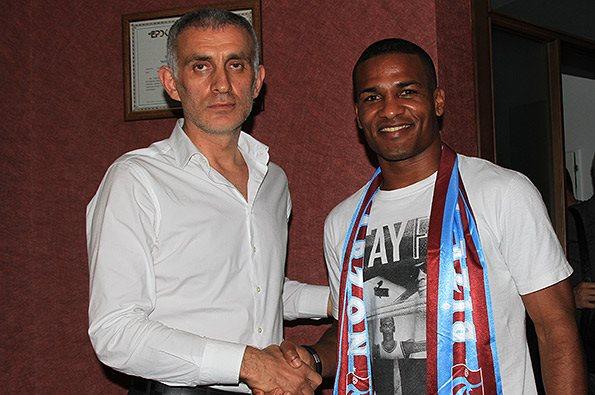 Malouda à Trabzonspor