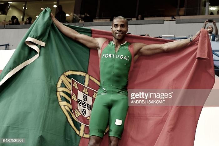 Nélson Évora é campeão europeu de Triplo Salto
