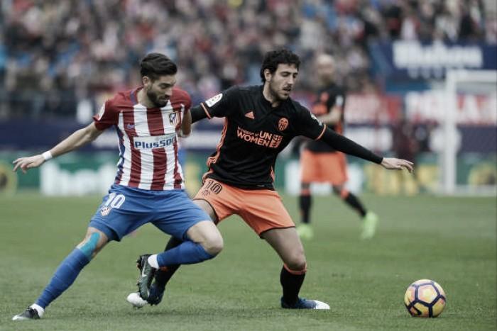 Para manter invencibilidade, Valencia e Atlético de Madrid se enfrentam no Mestalla