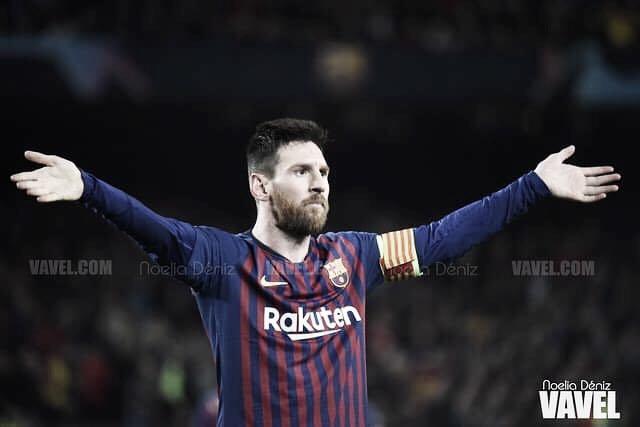 Messi, el mejor de la temporada 2018/19