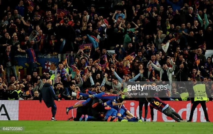 Opinion: Has Barcelona's historic comeback restored the magic into the Champions League?