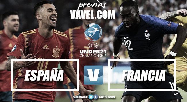Previa España vs Francia: 'La Roja' quiere saldar su deuda pendiente