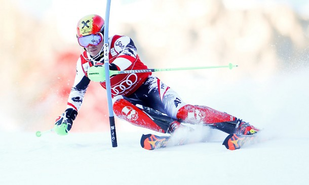 Alpine Skiing: Men's Slalom World Cup Starts In Val d'Isère