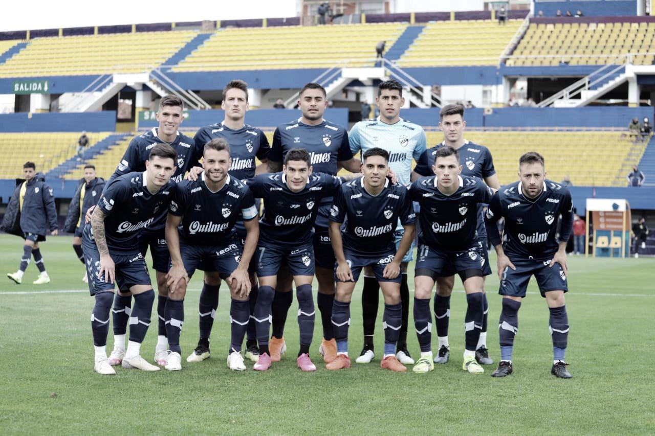 Quilmes igualó sin goles ante Atlanta