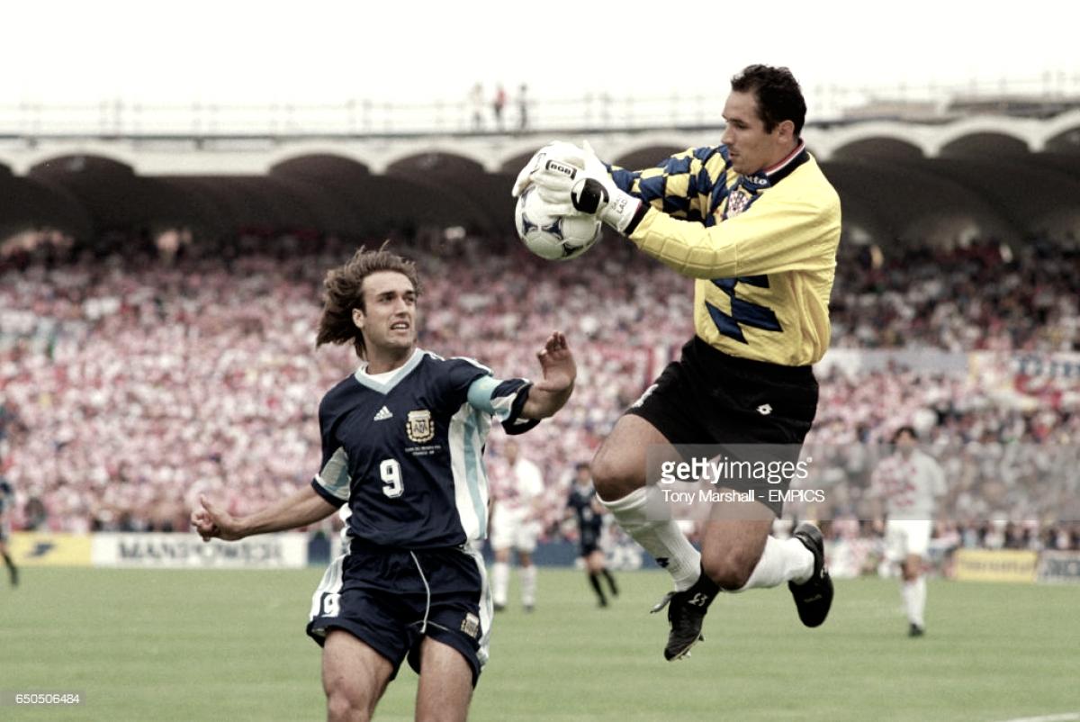 El Argentina-Croacia de 1998: cuando vencer no es siempre la mejor opción