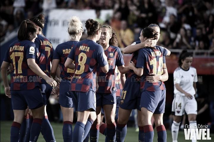 El análisis: el femenino inaugura el Estadi Johan Cruyff con un festín