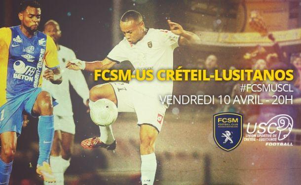 FC Sochaux - US Créteil en direct commenté : suivez le match en live