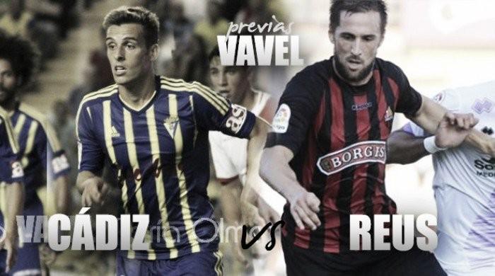Previa Cádiz CF - CF Reus Deportiu: A dejar atrás la mala racha definitivamente