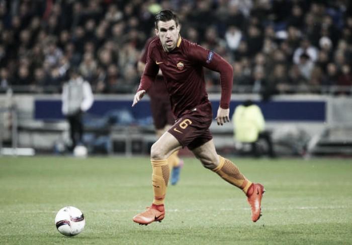 Monchi desmente suposta negociação entre Juventus e Roma por volante Kevin Strootman
