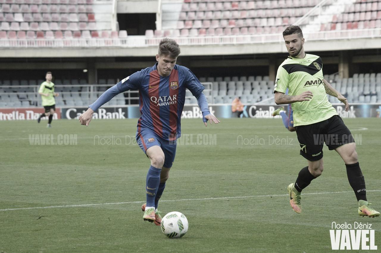 Acuerdo entre Barça y Osasuna por Marc Cardona