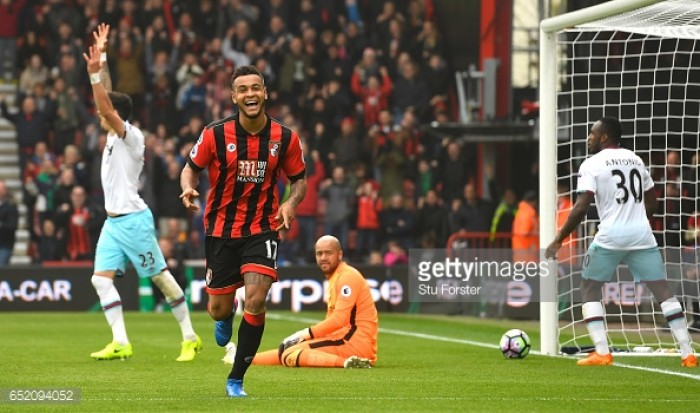 AFC Bournemouth 3-2 West Ham United: King crowns maiden Premier League hat-trick with last minute winner