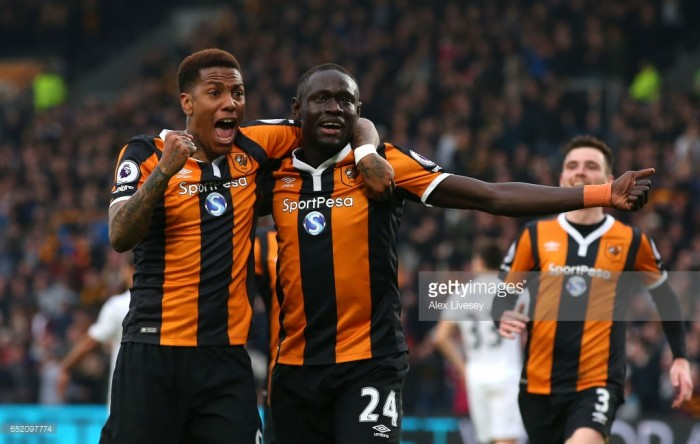 Niasse nominated for Premier League Goal of the Month