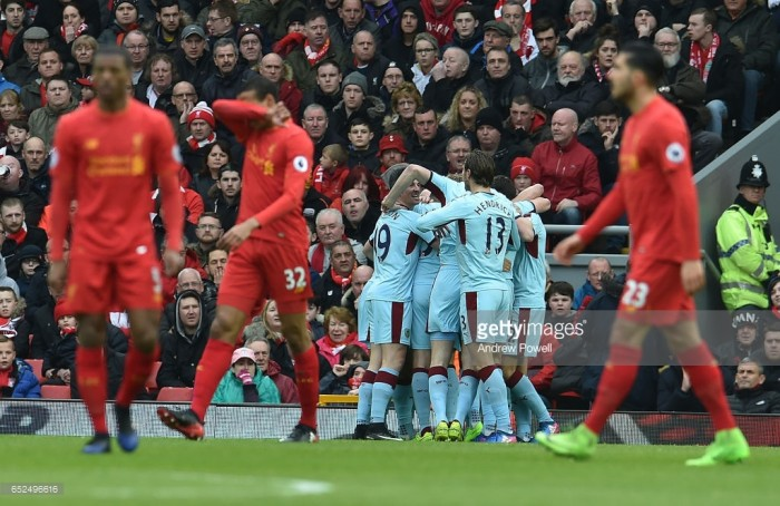 Liverpool vs Burnley pre-match analysis: What should the Clarets expect on their trip to Anfield?