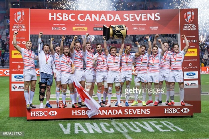 England defeat series leaders South Africa to claim Vancouver Sevens title