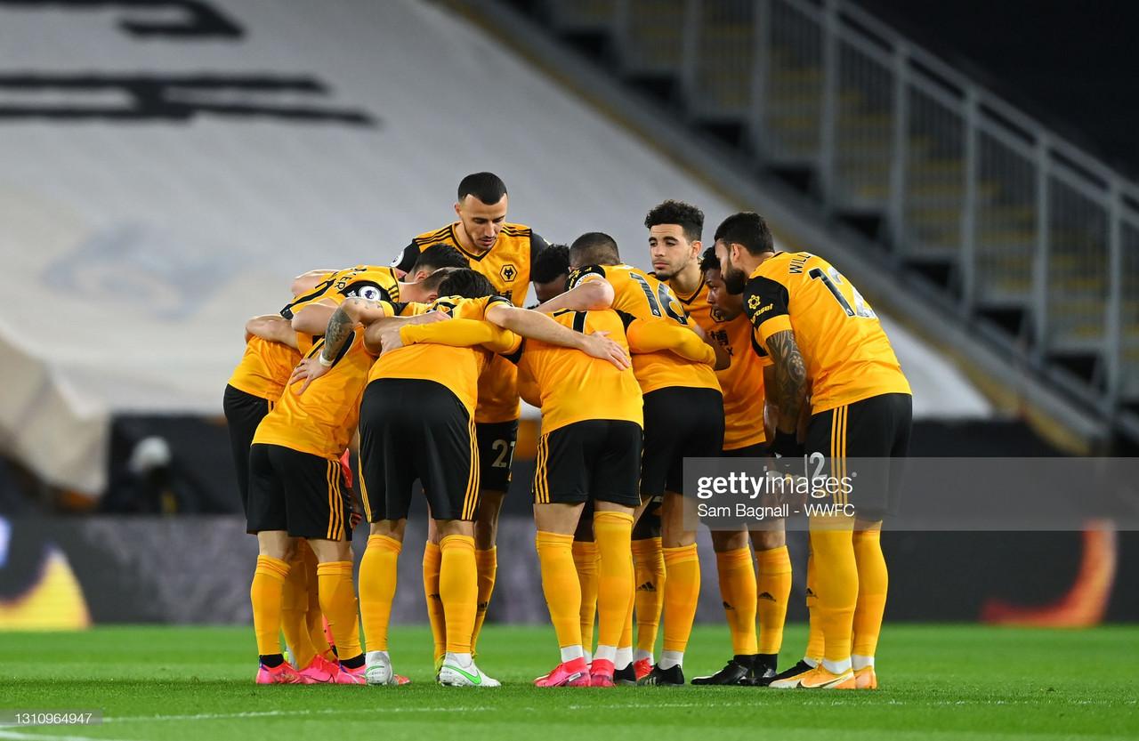 Fulham vs Wolves: Predicted Line Ups