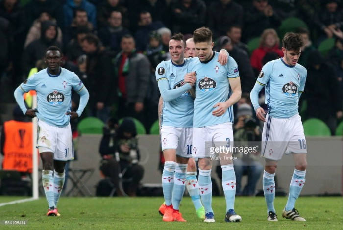 Jesse Lingard reveals Rashford's instructions before netting free-kick vs. Celta Vigo