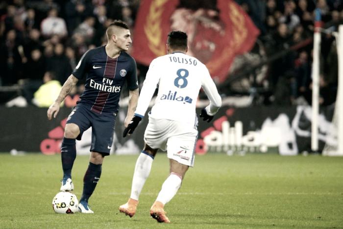 Resumen Paris Saint Germain 2-1 Olympique de Lyon en Ligue 1 2017