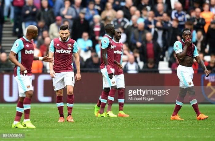 West Ham need belief to return to winning ways, states Arthur Masuaku