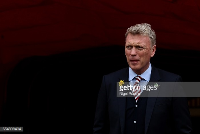 """David Moyes dropped Didier N'dong for """"Britishness in the middle"""""""