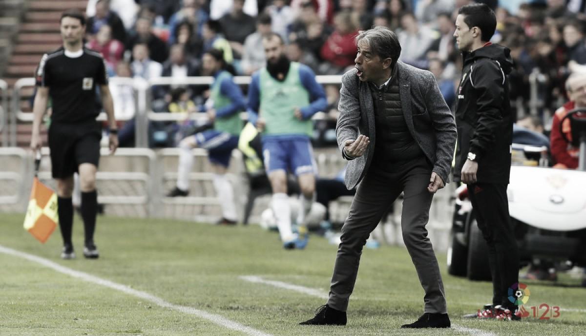 """Natxo González: """"Cristian nos ha mantenido vivos"""""""