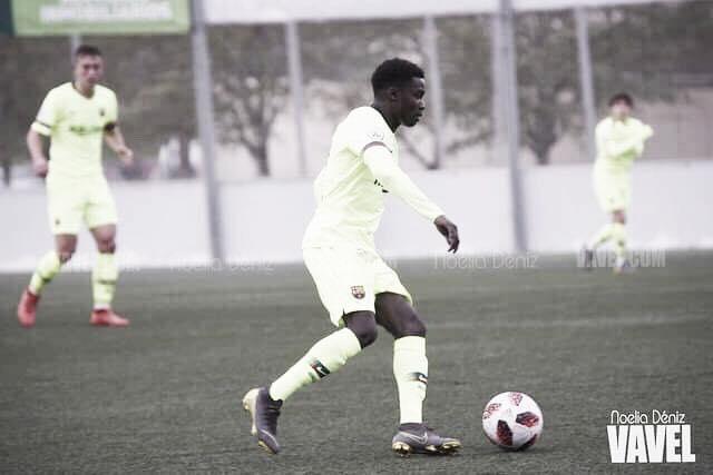 Wagué consigue el billete para octavos de la Copa África