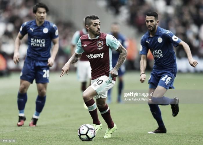 Resumen West Ham 1-1 Leicester City en Premier League 2017