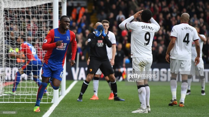 Crystal Palace 1-0 Watford: Hornets' player ratings as Deeney's own goal proves costly