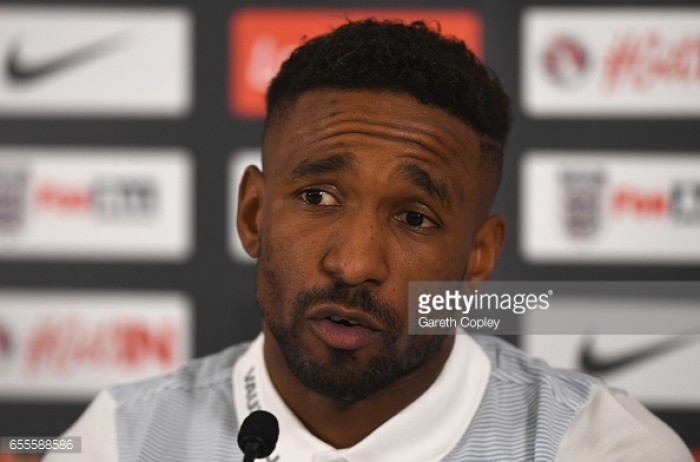 "Sunderland's Jermain Defoe states England ""need to make a statement"" ahead of Germany clash"