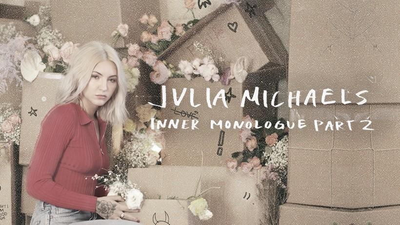 "Julia Michaels y su ""The Inner Monologue Tour"" pasarán por Europa en otoño"