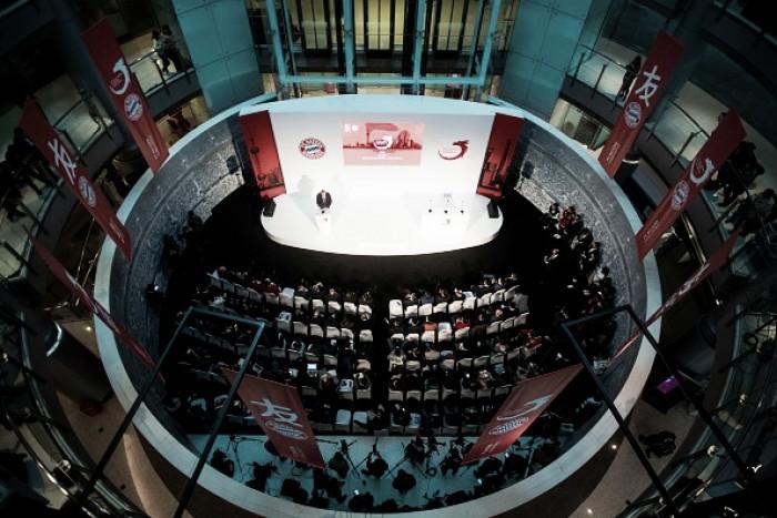 Em projeto de expansão mundial, Bayern de Munique e Wolfsburg abrem escritórios na China