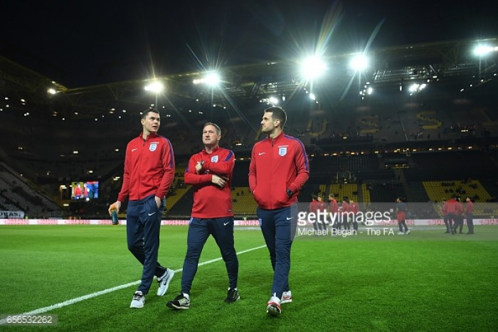 Opinion: England internationals show the growth of Burnley