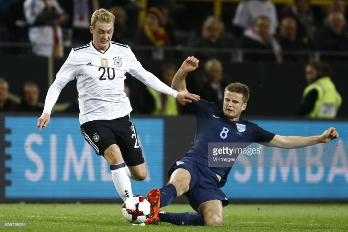 "Eric Dier claims that a clash between England and Germany will never ""be a friendly"" ahead of Friday's game"