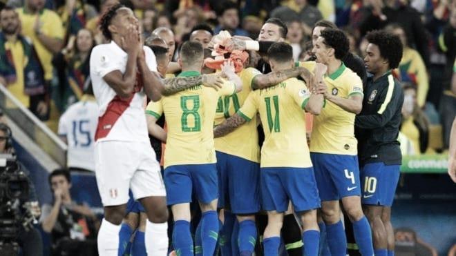 """Brasil quiere el """"Bicampeonato"""""""