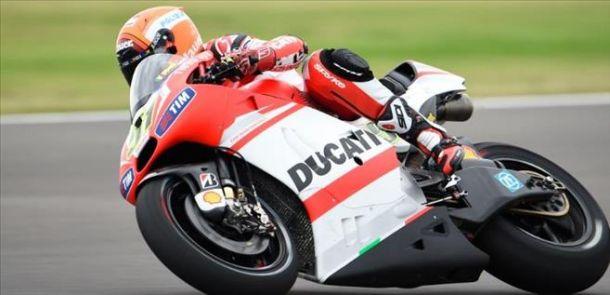 MotoGP, Mugello: Pirro più veloce nelle umide seconde libere