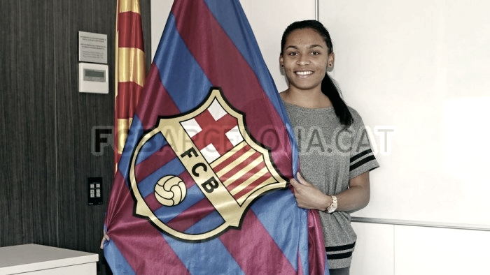 Morroni, refuerzo para el Barça femenino